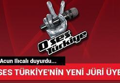Acunn: O Ses Türkiyenin yeni jüri üyesi belli oldu