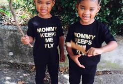 Dünyanın en tatlı ikizleri Megan ve Morgan