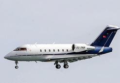 Türk uçağı İran'da düştü Uçaktaki 11 kişi...