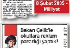 Okullara reklam almaktan abur-cubur yasağına AKP'de çıraklık ve ustalık