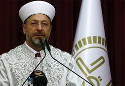 Diyanet İşleri Başkanı Ali Erbaş:Herkes İslam hakkında konuşurken dikkatli olmalı