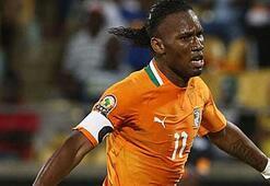 Drogba ve Eboue milli takıma alınmadı