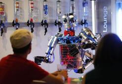 Robotlaşacak iş kolları