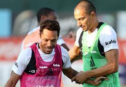 Adriano: Beşiktaşla Barcelonanın oyun yapısı aynı