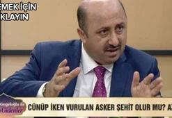 Canlı yayında skandal altyazı..
