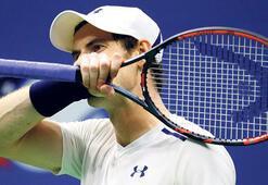 Andy Murray şokta