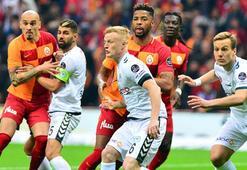 Galatasaray 2-1 Atiker Konyaspor (İşte maçın özeti)