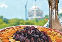 Ramazan paketleri raflarda yerini aldı