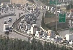 İstanbulda trafik durumu nasıl İşte İBBden son trafik durumu