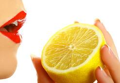 Limonun faydaları tam 25 tane