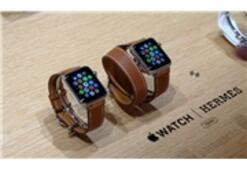 Apple Watch Hermes ile Sahnede