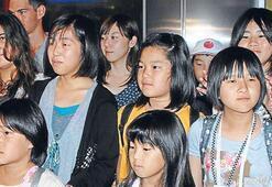 Seferihisar'a Japon misafirler geldi