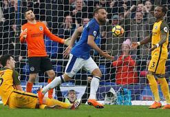 Everton - Brighton & Hove Albion: 2-0