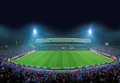 Trabzonsporun derbi maçlarına misafir taraftar alınmayacak