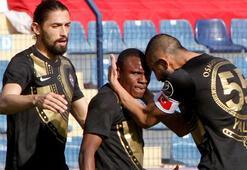 Osmanlıspor - Bursaspor: 2-1