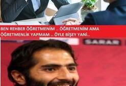 Kayserispor - Galatasaray maçı capsleri