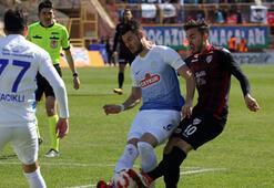 Boluspor - Çaykur Rizespor: 0 - 1