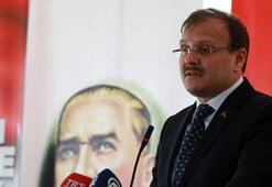 Bakan Çavuşoğlu: Terör örgütü ABD tarafından desteklendi