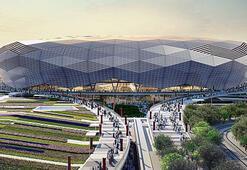 Dünyanın en büyük stadı Iraka yapılacak