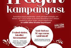 Dumankaya'dan Ramazana Özel Kampanya