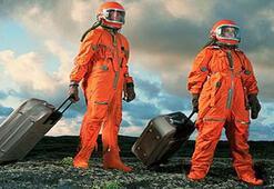 Uzay turistleri için erken rezervasyonda indirim