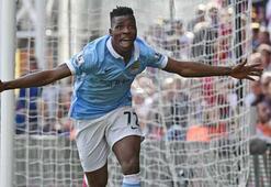 Manchester City tam gaz