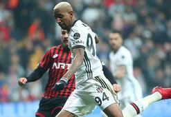 Beşiktaş - Gençlerbirliği: 1-0 (İşte maçın özeti)