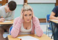 Sınav kaygısına karşı öneriler