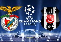 Beşiktaş Benfica maçı ne zaman saat kaçta hangi kanalda canlı izlenecek
