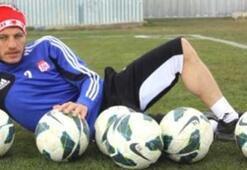 Sivasspor'un en hırçın ismi Ziya Erdal