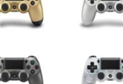Sony'den Yeni DualShock 4 Kontrolcüler Geldi