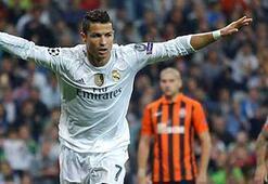 Ronaldo, Shakhtarı dağıttı: 4-0