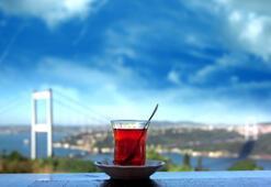 Sıcak çay içmeyin
