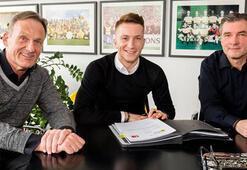Borussia Dortmund, Reusun sözleşmesini uzattı