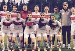A Milli Kadın Takımı, ilk maçında yarın Hırvatistan ile karşılaşacak