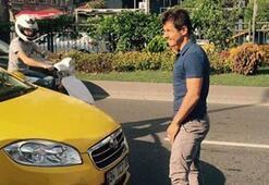 Emre Belözoğlu trafik kazası geçirdi