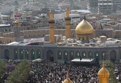 İranlılar Kerbelada hacı oluyor