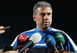 Bursaspor Teknik Direktörü Hamzaoğlu: Pazar günü şans bizimleydi