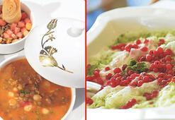 İftarın 2 vazgeçilmezi: çorba ve güllaç