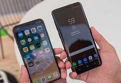Galaxy S9+ mı yoksa iPhone X mi daha hızlı