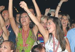 Kavak Yelleri'ne konserli final