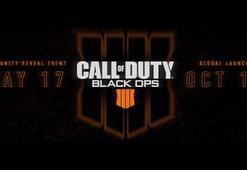 Call of Duty: Black Ops 4ün çıkış tarihi açıklandı