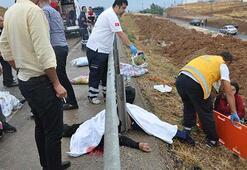 Kazalar durmuyor: 5 günde 42 kişi öldü, 218 kişi yaralandı
