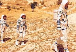 Mars'a mı gidecekler