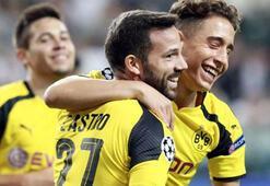 Dortmund, Legia Varşovayı dağıttı: 0-6