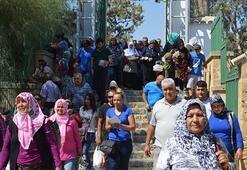 Hala Sultana Bayram ziyareti