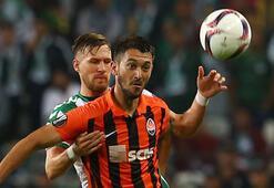 A. Konyaspor 0 - 1 Shakhtar Donetsk