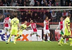 Ajax - Celtic: 2-2