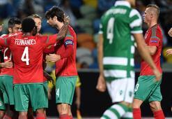 Sporting Lizbon - Lokomotiv Moskova: 1-3