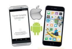 Apple, Android'in inine kadar girdi